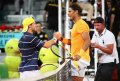 I want to see Diego Schartzman being aggressive against Rafael Nadal -Coach