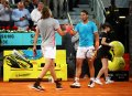 Tsitsipas not at fault for losing Laver Cup doubles with Rafael Nadal -Sock