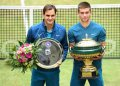 Borna Coric: 'I did not expect to beat Roger Federer in last year's Halle'