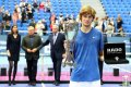 ATP Moscow: Andrey Rublev thumps Adrian Mannarino to shine at home