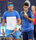 Jaume Munar: 'At 15, Rafael Nadal was like a father for me'