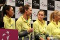 Samantha Stosur receives Fed Cup Award of Excellence