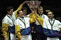 On this day: Sweden shines at home to win Davis Cup over the USA