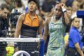 Cori Gauff: 'I didn't want to be in the spotlight but Naomi was so nice'