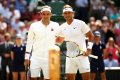 Rafael Nadal is the favorite against Roger Federer in five sets - Coach