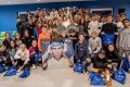 Rafael Nadal receives special gift from his Academy students