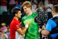 Kevin Anderson loses to Novak Djokovic and drops out from the top-100