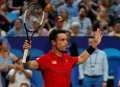 """Bautista Agut: """"It's never easy to play against a player you never saw play"""""""