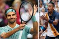 Hopeful Roger Federer and Nick Kyrgios react to $5M raised for bushfire relief