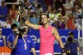 ATP Acapulco: Rafael Nadal downs Miomir Kecmanovic to stay on title course