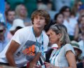Alexander Zverev selects his mother as his biggest inspiration