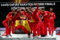 Davis Cup Finals - Draw: Spain to face Russia. France vs. Great Britain
