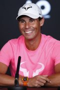 Why Rafael Nadal's positive attitude shines more than others on tennis resuming?