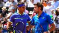 Wawrinka: 'Rafael Nadal on clay is probably the toughest singles feat in tennis'