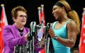 Billie Jean King: Serena Williams Should Use Shutdown to Work on her Fitness