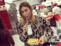 Maria Sharapova reveals her favorite fast food and post-workout snack