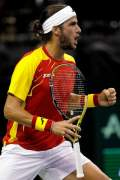 Davis Cup: Lopez edges thriller with Fish to give Spain a 1-0 lead