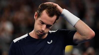 Andy Murray bows in Montpellier opener leaving tennis future uncertain