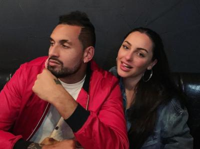 Nick Kyrgios accused of mistreatment by his former-girlfriend