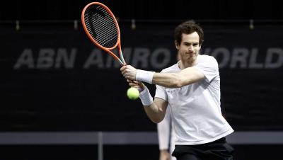 Andy Murray: Every time I lose I'm getting told to retire