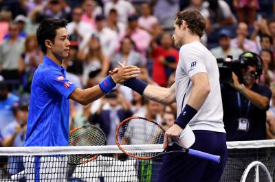 Kei Nishikori: Stupid to ask Andy Murray when he is going to retire