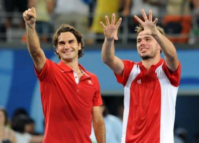 ATP - Stanislas Wawrinka could help Roger Federer go back to no. 2 in the rankings
