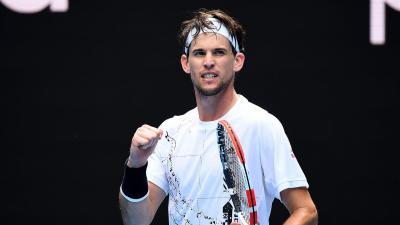 Dominic Thiem aims to play less tournaments but win more matches