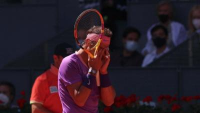 Rafael Nadal: 'I don't think it's a good thing to stop the body dramatically like...'