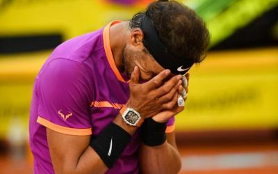 'Rafael Nadal has helped me a lot in recent years to...', says ATP star