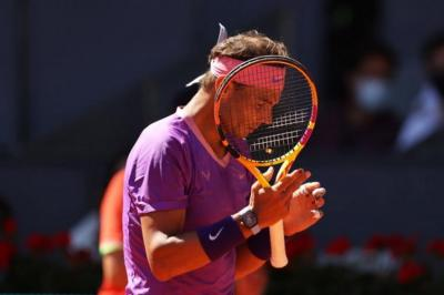 Rafael Nadal: 'This is probably the most unexpected'