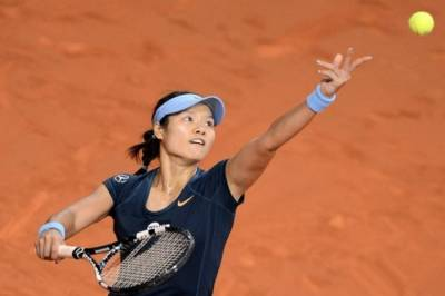 Li Na says there are a couple of million people with her name in China