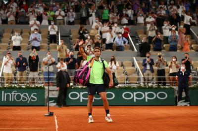 Rafael Nadal: 'I know I can not win four or five more Roland Garros titles'