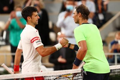 Rafael Nadal: 'Novak Djokovic was a better player, but I wasted my chances'