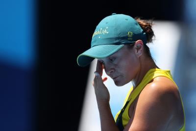 """Ashleigh Barty: """"I'm disappointed with how I played in Tokyo 2021"""""""