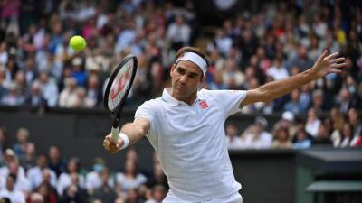Roger Federer: 'Today is a good day to make your dreams come true'