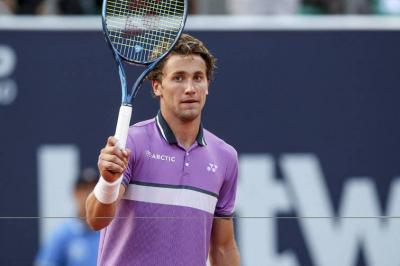 Casper Ruud: I just won my third consecutive title while Kyrgios stays mostly at home