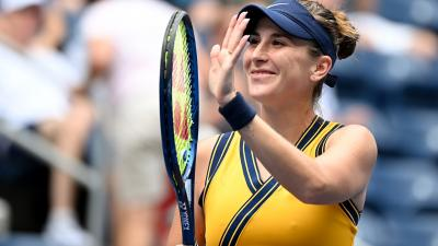 Underrated Belinda Bencic could walk away with the US Open and it's about time