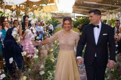 Simona Halep reveals most beautiful gift received at her wedding