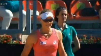 Samantha Stosur dreams of pulling out a cheque from her eye