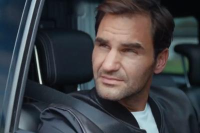 Roger Federer joins forces with Rihanna and Le Bron in new commercial
