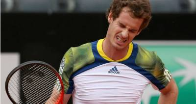 BREAKING NEWS - ANDY MURRAY LIKELY TO PULL OUT OF FRENCH OPEN