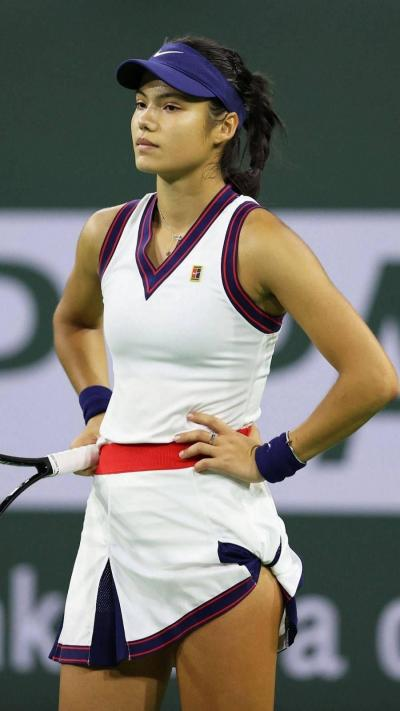 Stress level was higher than confidence as Emma Raducanu fizzles at Indian Wells