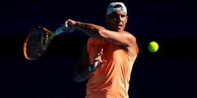 Rafael Nadal: 'I wanted to win the championship for...'