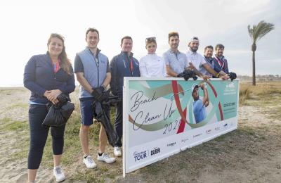 Green Drive, the beaches cleaning initiative