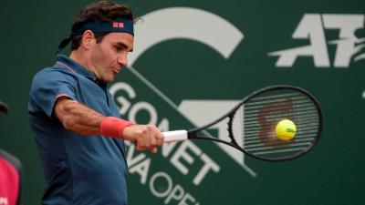 'I'm really honored to be compared to Roger Federer', says WTA star