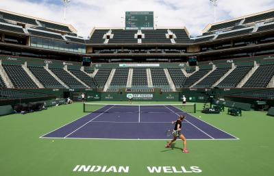 Indian Wells: a poorer tournament than in the glorious past