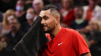 Nick Kyrgios on anxiety: I'm still trying to figure out how to deal with it