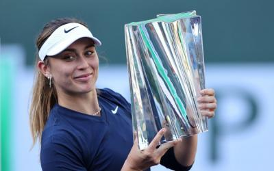 Badosa's exciting social message after Indian Wells
