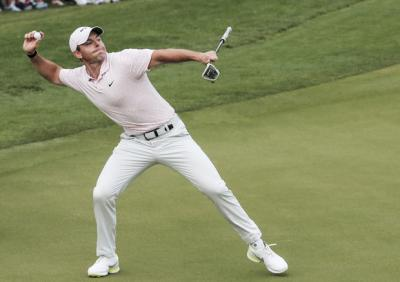 Rory McIlroy returned to the ranking Top Ten
