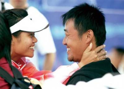 Li Na says life has become easier after removing husband as coach
